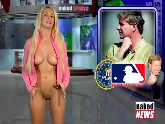 【悲報】海外の女子アナさん、全裸報道で視聴率を稼ぐwwwwwwwwwwww(画像あり)・19枚目