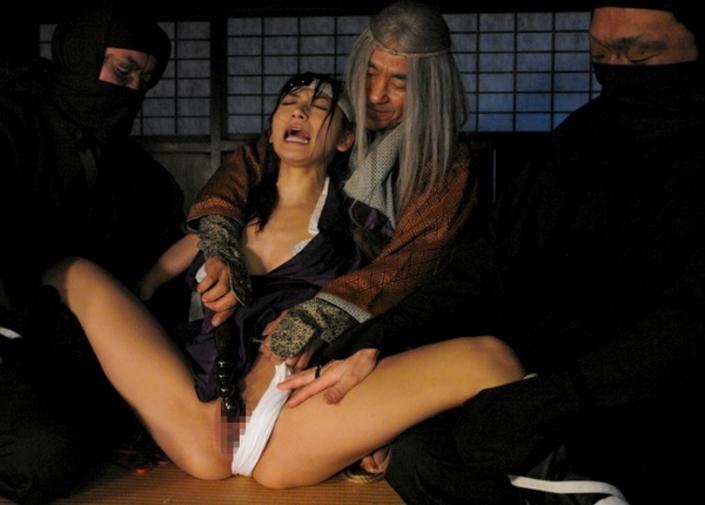 江戸時代のレ●プ画像、生々しくて怖すぎるwwwwwwww(画像あり)・22枚目