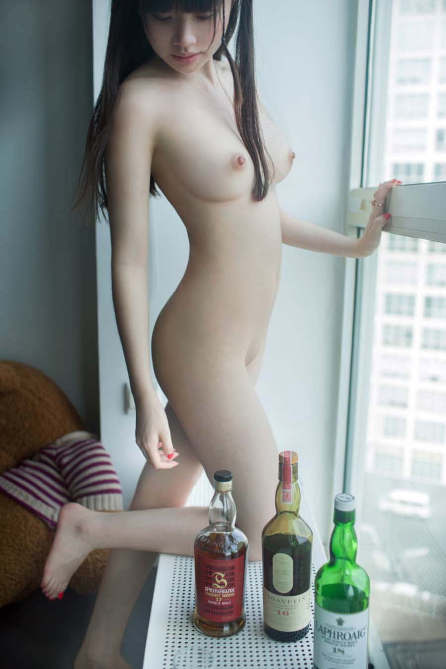 【画像あり】広瀬すず似の中国人ヌードモデルのティクビが絶品だった件wwwwwwwwwww・25枚目