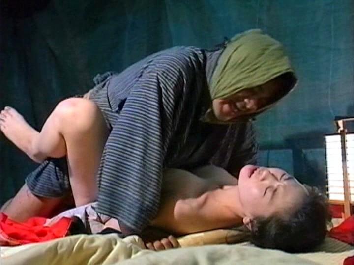 江戸時代のレ●プ画像、生々しくて怖すぎるwwwwwwww(画像あり)・9枚目