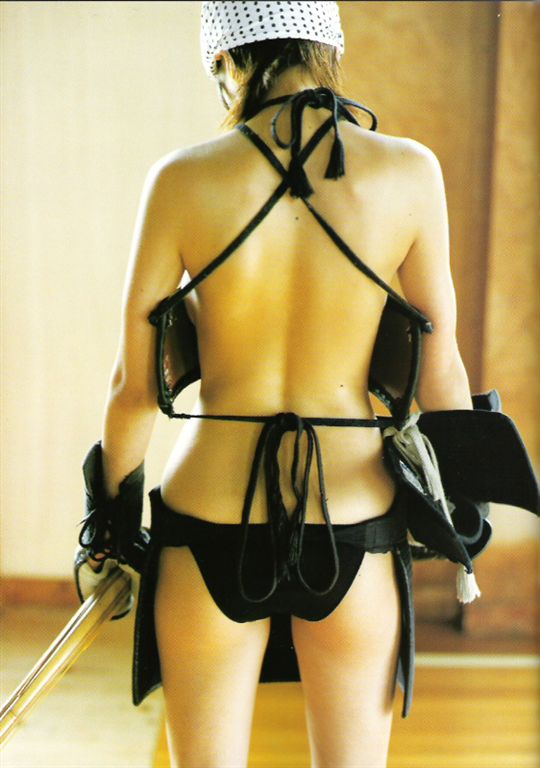 【画像】巨乳の剣道女子が道着を脱ぎ捨てたら・・・(23枚)・23枚目