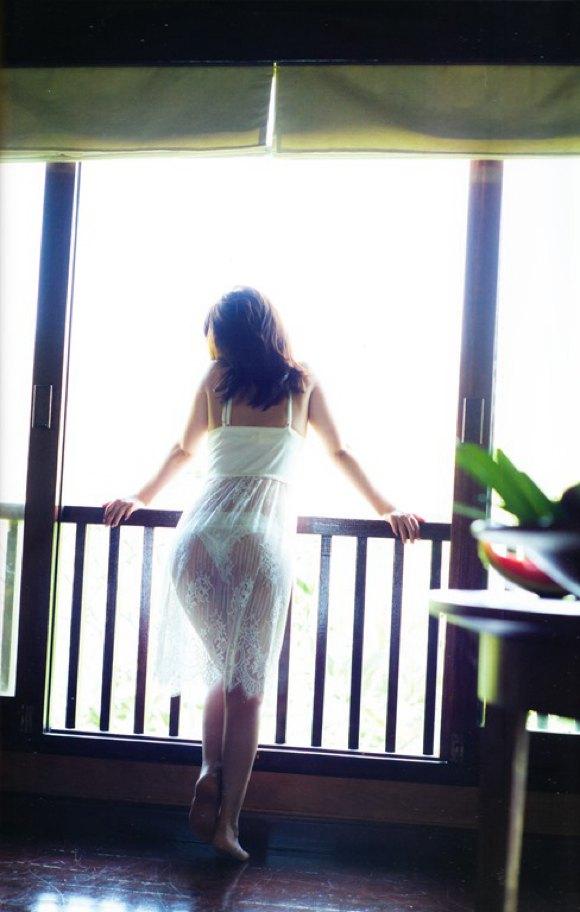 【画像】元NMB48山田菜々の体を張ったエロ画像集、勃起ち●こに大興奮wwwwwwwww・33枚目