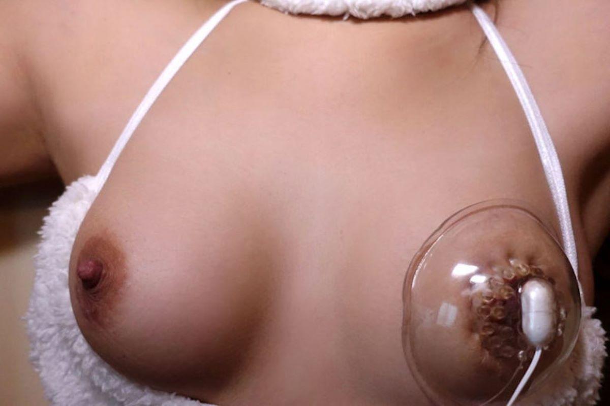 【誰得】業務用搾乳機で弄ばれた姓奴隷たちのエロ画像集(36枚)・13枚目