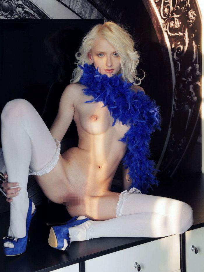 【朗報】ロシアのポルノスター、子どもにしか見えない件。(※画像あり)・3枚目