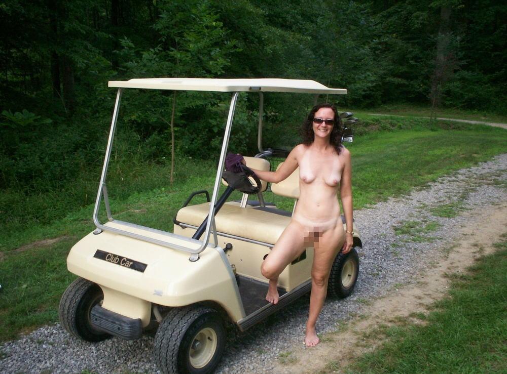 密かに開催されるお金持ち向け全裸ゴルフをご覧くださいwwwwwwwwww(画像あり)・21枚目