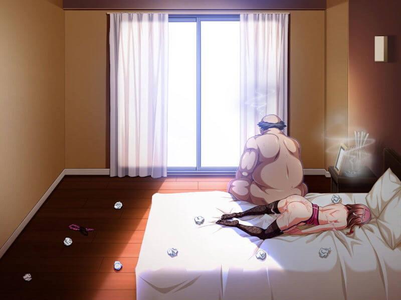 【悲報】レイプ事後エロ画像(59枚)・1枚目