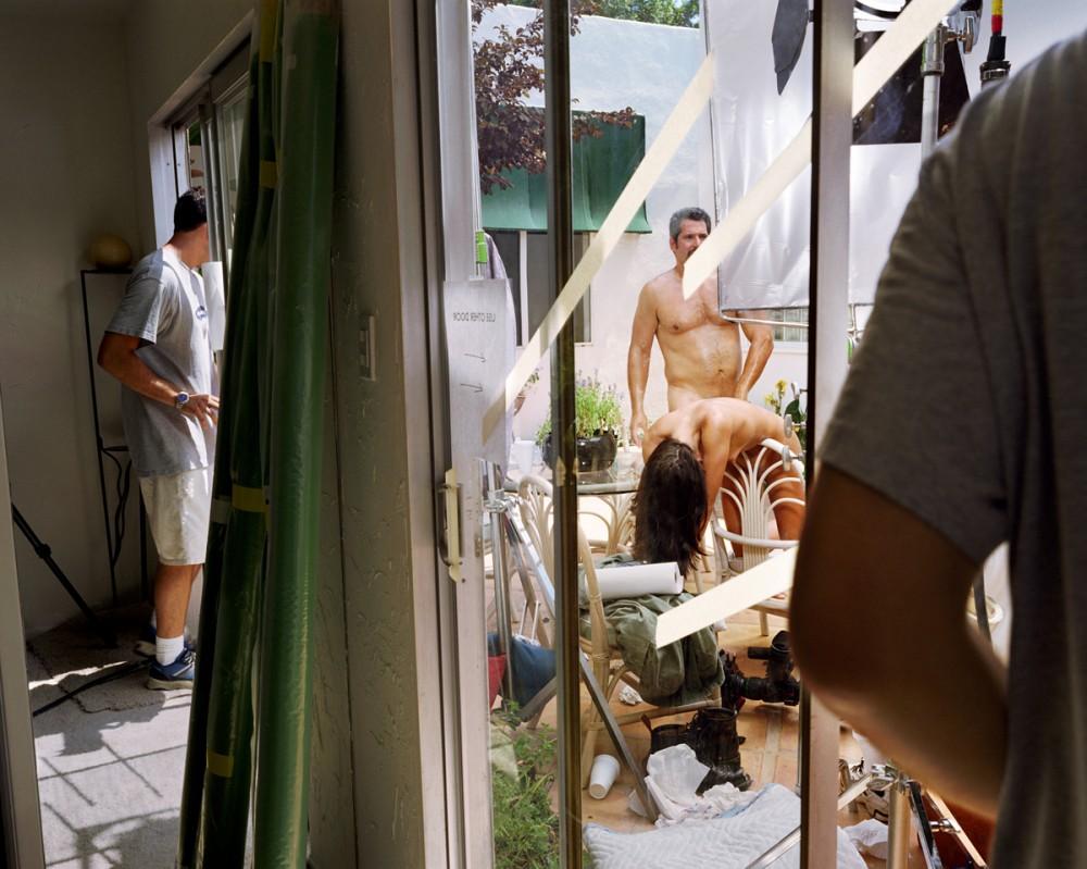 本場のポルノ撮影現場がうpされネット民がドン引きする。。(画像あり)・10枚目