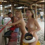 ヌーディストビーチにいる若者だけを本気で集めた結果wwwwwww(画像大量)