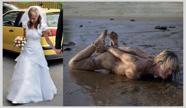 【ド変態】結婚した途端に明らかになった嫁の本性がこちら・・・・・・29枚目