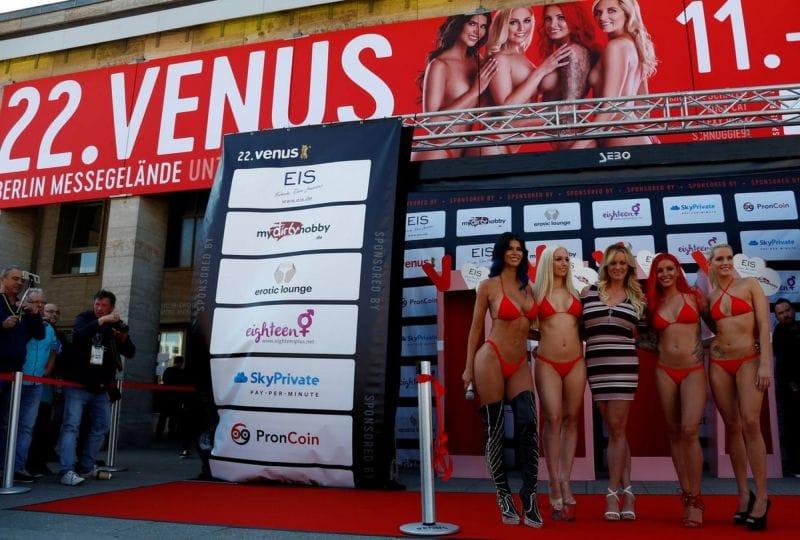 ドイツの「Venus Berlin」とかいうエロイベントがエロ過ぎる・・・(画像41枚)・34枚目