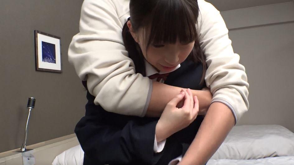 【援○】ハメ撮りされたJKさん、無許可で中出しされガチ泣き。これはキツイわ(動画)・1枚目