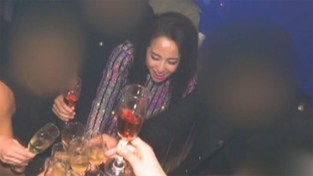 沢尻エリカさん、レイヴパーティなどプライベートが目撃される。(画像あり)・1枚目
