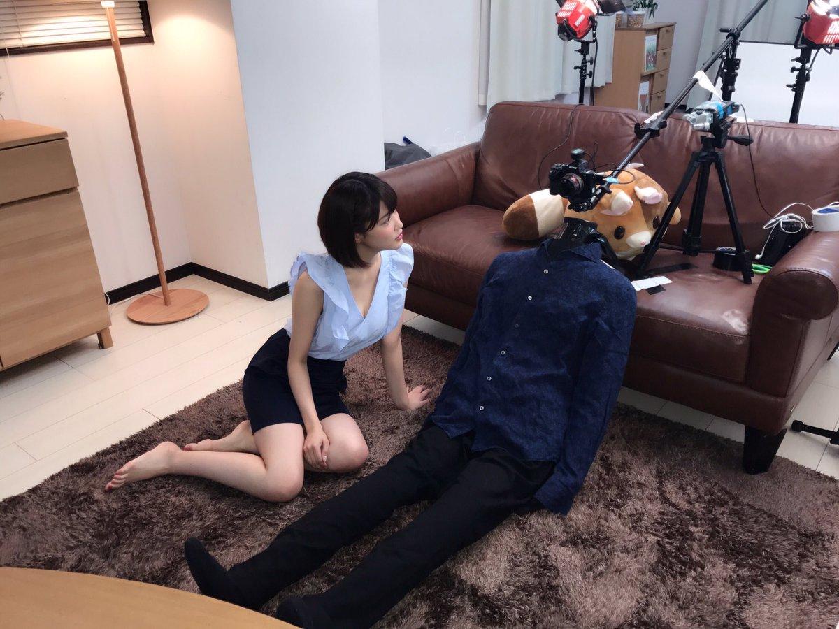 【画像あり】VRのAV撮影現場・・・・・・天職すぎワロタwwwwww・9枚目
