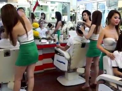 1000円で体験できるエロサービスが凄すぎる理髪店wwwwwww(画像あり)・20枚目