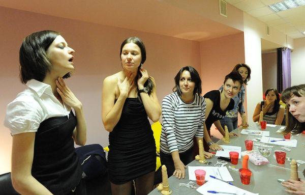 ロシアのフェラチオスクールがなかなかのクオリティ。(画像50枚)・2枚目