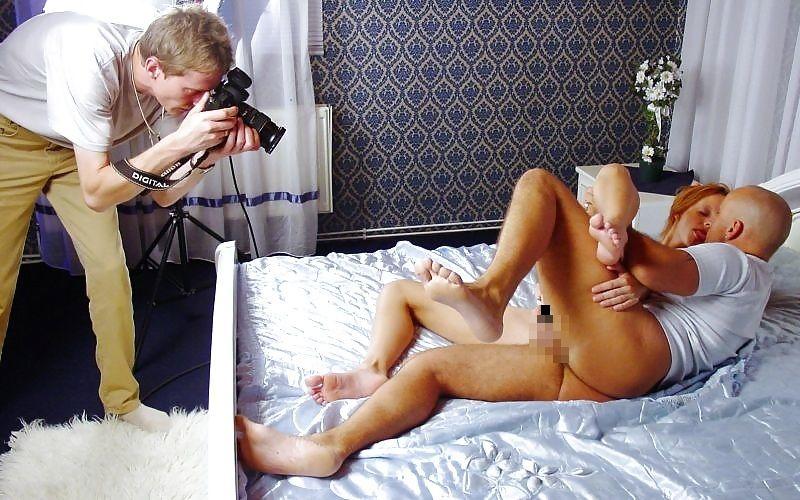 【撮影現場】過酷すぎるポルノ男優のお仕事wwwwwwww(※画像あり)・4枚目