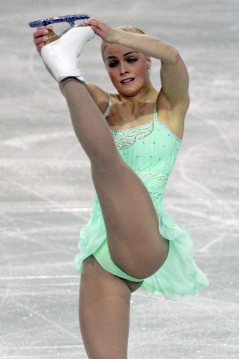 """【フィギュアスケート】どうしても""""下半身""""が気になる競技がこちら。。(80枚)・23枚目"""