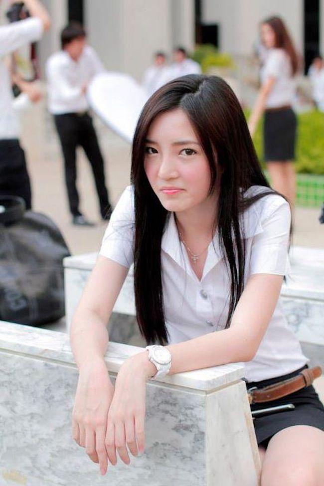 タイの美人JD、オカズを振りまく大快挙!!(画像あり)・10枚目