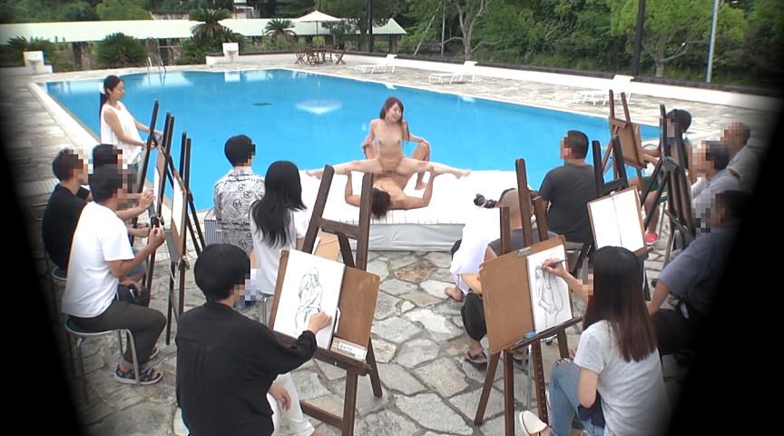 【不可抗力】ヌードモデルさんにハメポーズを要請してみた結果・・・勃起不可避wwww(※画像あり)・19枚目
