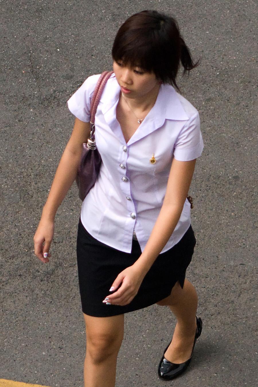 タイの美人JD、オカズを振りまく大快挙!!(画像あり)・28枚目