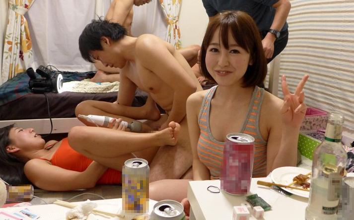 酒に飲まれて度を超してる女たちのハレンチ画像集(19枚)・4枚目