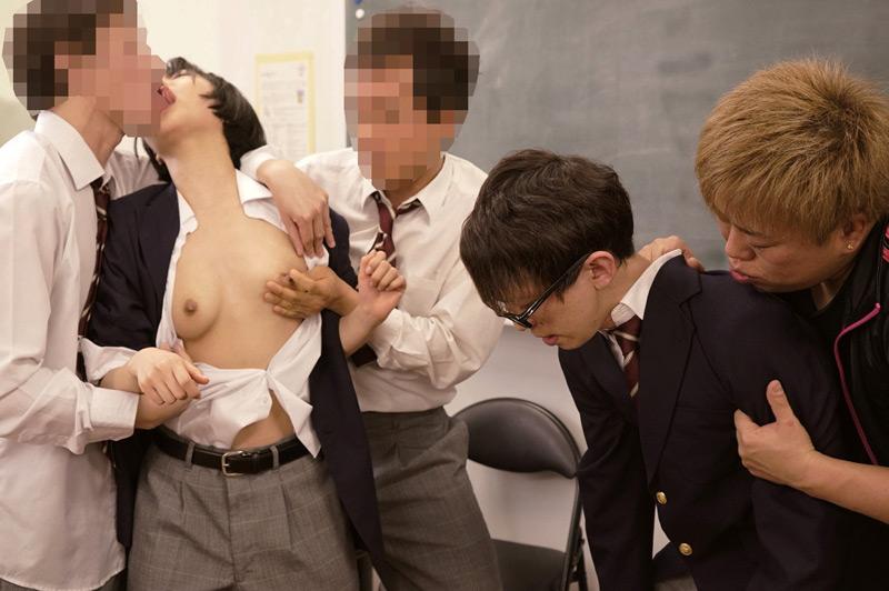 ボーイッシュな男装女子がめちゃくちゃにされてるところぐうかわすぎて氏ぬwwwwww(画像あり)・8枚目