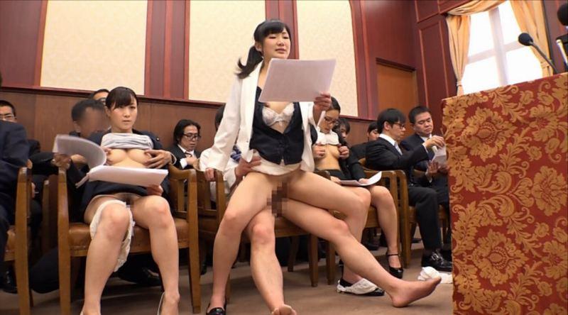 【悲報】国会で餌食となっている女性議員たち。。(画像あり)・18枚目