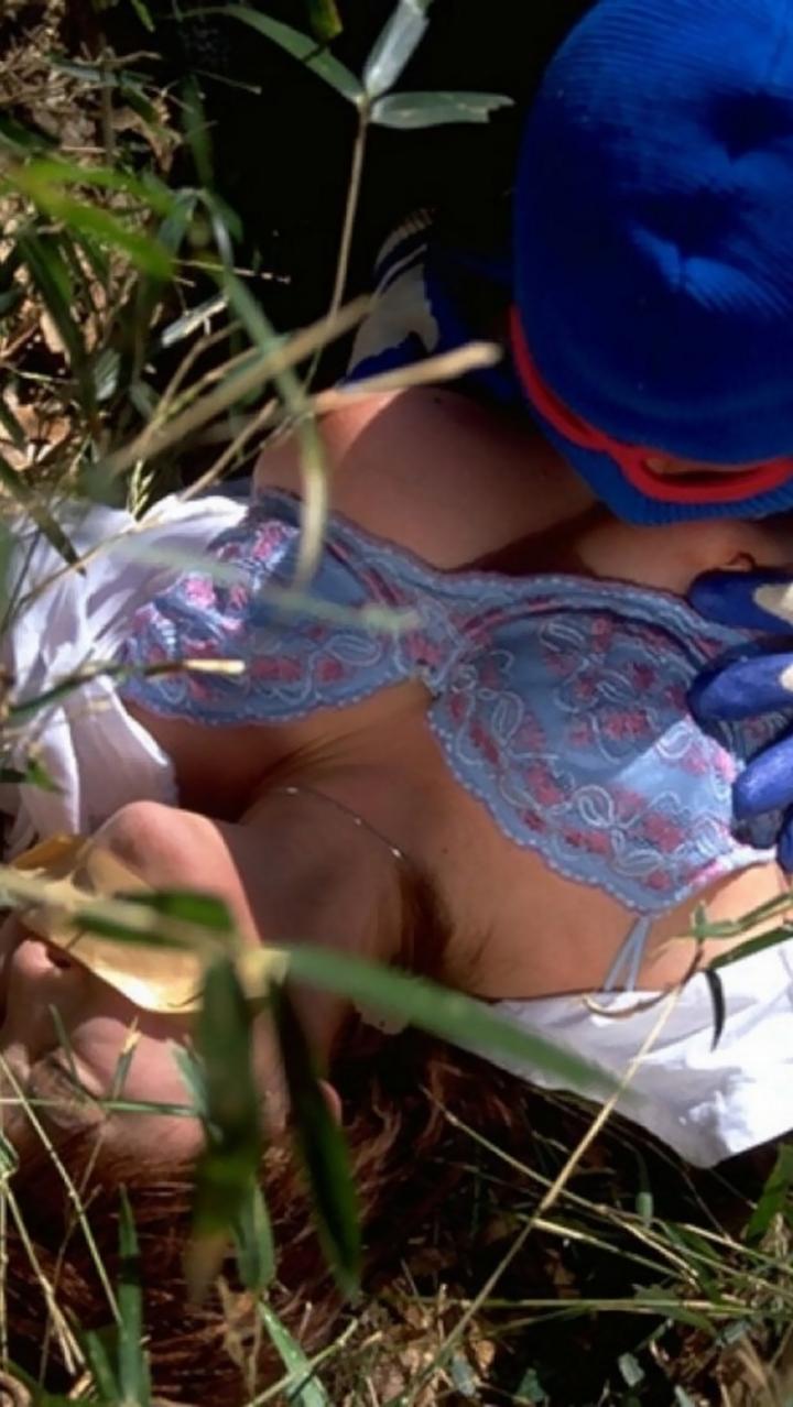 【レイポ注意】 口を封じられて拘束された女のエロさは異常wwwwww(※画像あり)・2枚目
