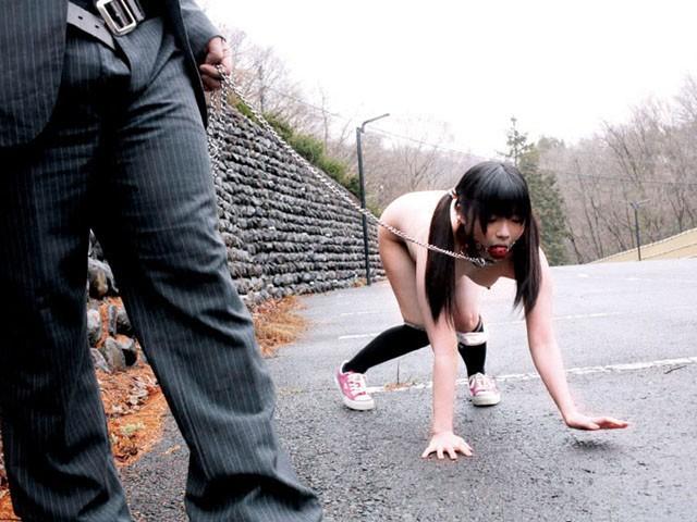 【悲報】ペットとして飼われていた女の子の末路・・・・・(画像あり)・10枚目