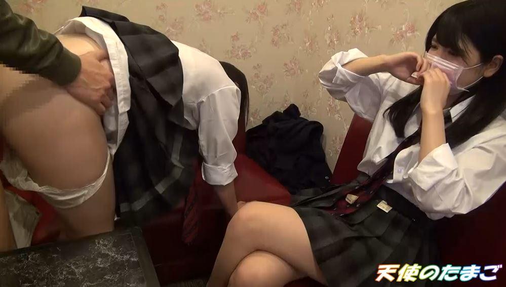 【援○】友達と2人でハメ撮りした女子学生のエロ動画ヤバくねぇ?wwwwwww(動画)・20枚目