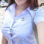 タイの制服JDまんさん、おっぱい重量感凄過ぎワロタwwwwwww(画像あり)