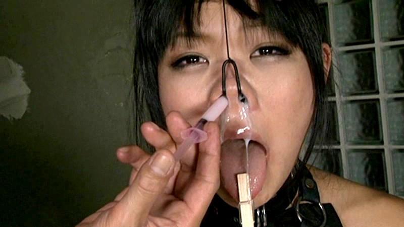 鼻フックされたまま顔射されてアヘる淫乱さよ・・・・・(画像26枚)・10枚目