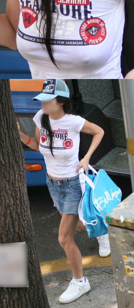 街中を歩くミニスカ韓国女子、意外とイイ尻してますわ(画像37枚)・1枚目
