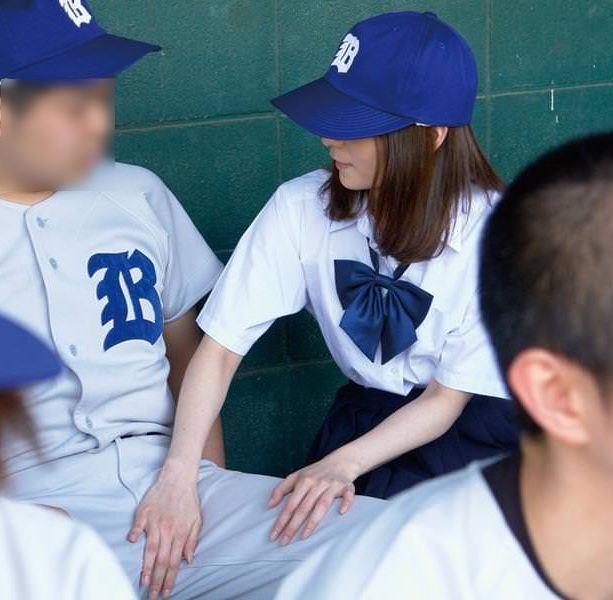 【悲報】押しに弱い女の子が運動部のマネージャーになった結果・・・・・(画像あり)・1枚目