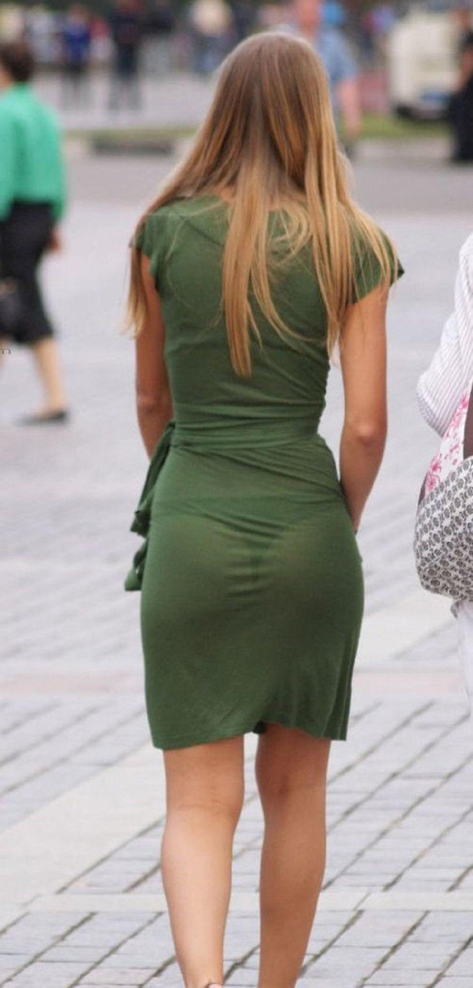 夏になると街中で見かける透けファッション、さすがに過激すぎるwwwww(画像あり)・35枚目