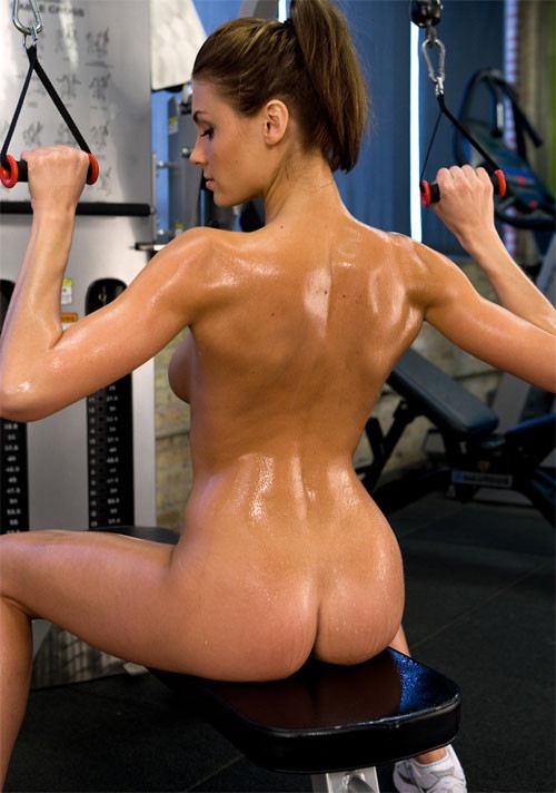 トレーニングする女子がエロ過ぎて集中できないんだが・・・(画像40枚)・25枚目