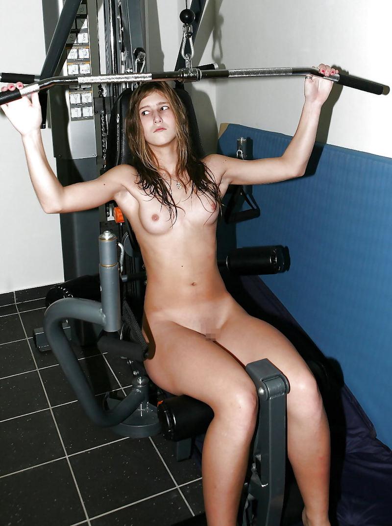 トレーニングする女子がエロ過ぎて集中できないんだが・・・(画像40枚)・34枚目