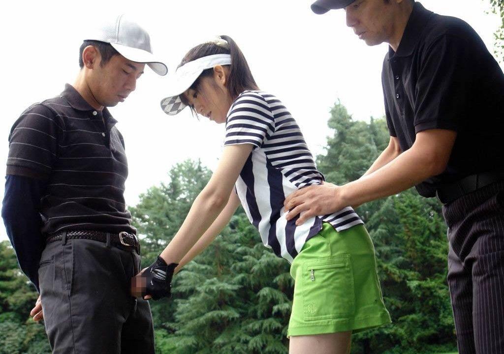 【悲報】ゴルフで性接待するキャバ嬢たち・・・(画像27枚)・26枚目