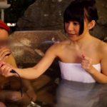【画像あり】温泉レポでアナウンサーの乳首ポロリwwwwwwwwww