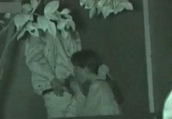 赤外線カメラを公園に設置した結果wwwwwww(画像24枚)・5枚目