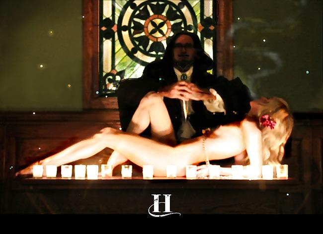 女を生贄にする海外のエロい儀式。(画像34枚)・6枚目