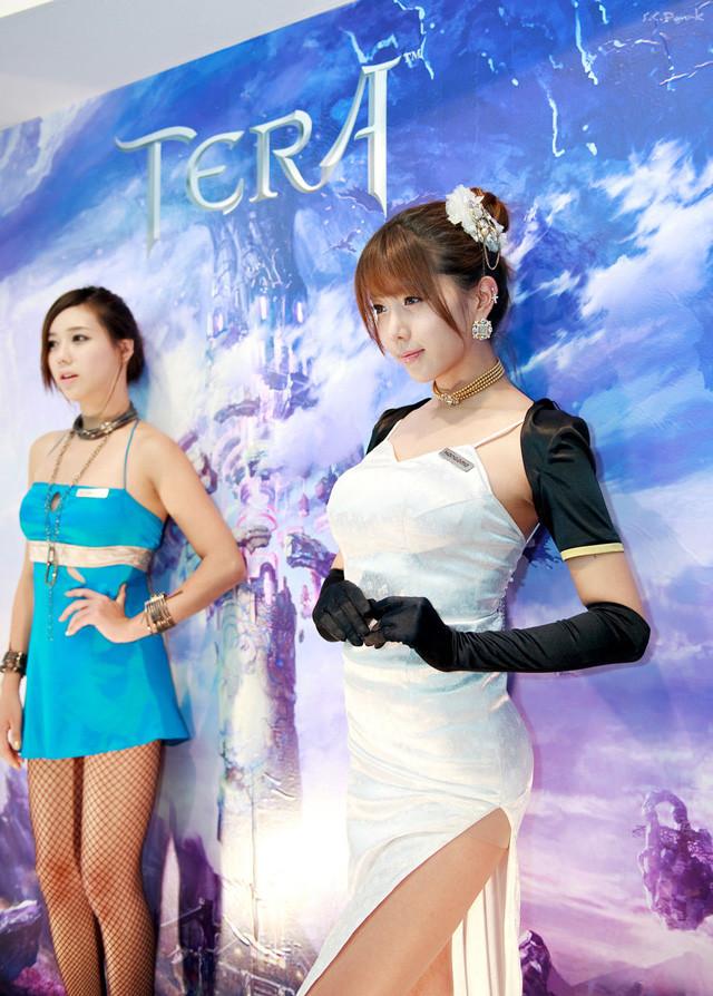 台湾や韓国のキャンギャル、レースクイーン可愛すぎるンゴ(*´Д`)wwwww(・9枚目